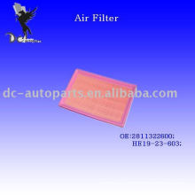 Auto Pleated Paper Air Filter