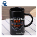 China Import Custom Logo Bulk Sublimation Keramik Bierkrug
