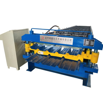 DX Double Layer Roll Forming Machine