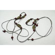 Fashion Hand made cloth braided belts