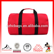 Hot Trend Duffle bag Poliéster Personalizado Duffle Bag Ginásio