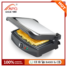 2017 APG 2 Slice Panini Prensa Contacto Chinese BBQ Grill