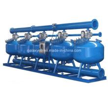 Filtro de areia durável da venda quente para a irrigação