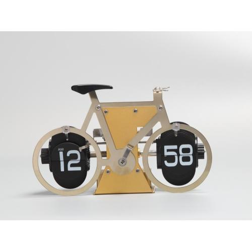 Bike Mode Flip Desk Clock für die Dekoration