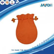 Bolsa de la joyería de 180gsm microfibra gamuza