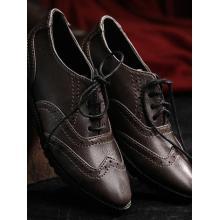 Армейская форма кожаная обувь SH118092 для куклы 70 + см
