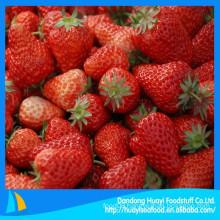 Hot sale fresh frozen IQF strawberry