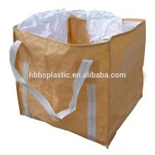 Bolsa jumbo de arena de buena calidad PP Jumbo Bag loading 1000 kg