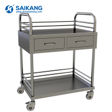 SKH006-1 умелое Производство медицинской больницы вагонетки