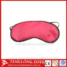 Máscara de ojo de la cubierta el dormir / máscara colorida de la máscara de ojo máscara de ojo rosada