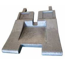 Moulage de pièces de chariot élévateur de précision OEM