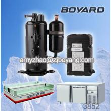 entreposage frigorifique 220V/60Hz puissance d'alimentation btu8000 réparation congélateur unité refroidissement de compresseur de réfrigération