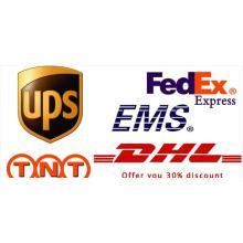Serviço de correio da China para todo o mundo