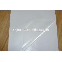transparent removable static window film