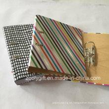 Reciclar Diseño de impresión 2 '' / 3 '' A4 / FC Archivo de arco de palanca de papel
