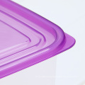 Promotion item stackable vegetable plastic container