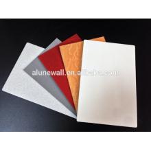 The Fire-Resistance A.R Aluminum Plastice Composite Board