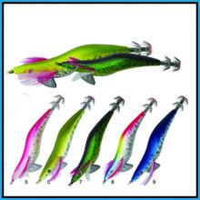 Volle Größe Gute Leistung Tintenfisch Jig
