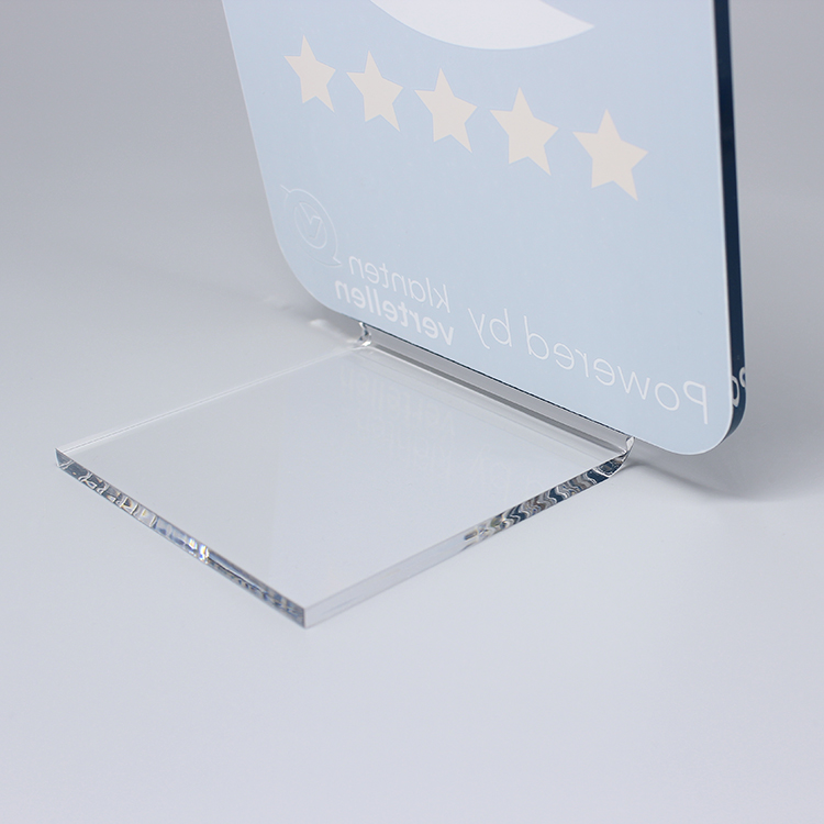 A 3r0048 Acrylic Small Display Stands