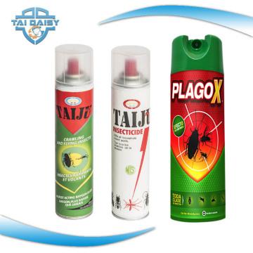 Лучший эффект бытовой аэрозоль инсектицид спрей насекомых убийца экологически чистые функции