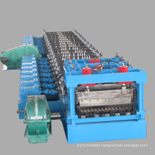 Arch Style Building machine steel silo corrugated side panel roll forming machine supplier