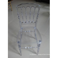 Clear Napoleon Chair with 2 Year Warrant