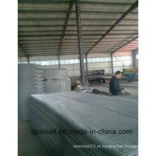 Work Shop Electro Galvanizado Painel De Malha De Arame Soldado para Construções e Fio Encadernado Fio Recozido Preto