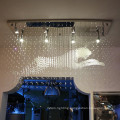 Unique Style Light Reflection Animal Shape Crystal Chandelier