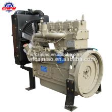 two cylinder 16.5kw marine diesel engine 2100C diesel engine marine