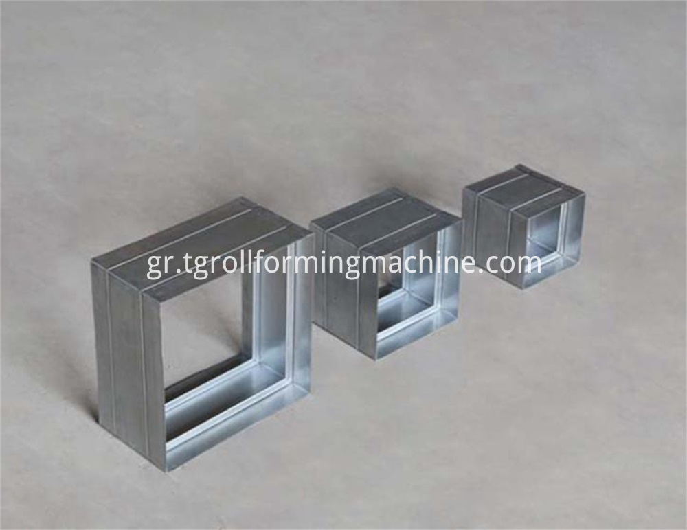 Fire Damper Metal Fabrication Equipment