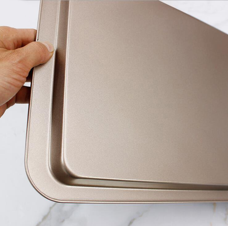 Rectangular Shallow Baking Pan07