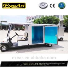 Клуб автомобиля CE электрический гольф-курорт багги туристических корзину