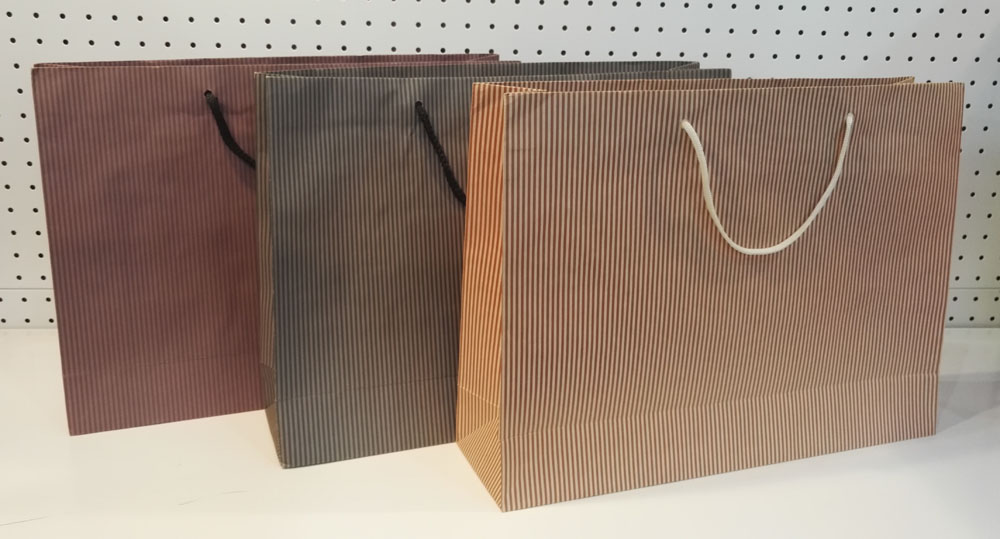 Cheap Paper Bags With Handle