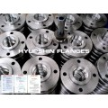 PN16 Cold Galv DIN2566 Threaded Flange