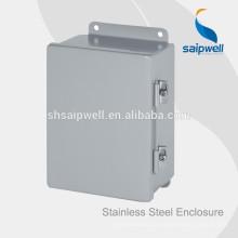 Saip / saipwell IP65 / IP66 Водонепроницаемый корпус из нержавеющей стали маленький