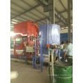 Máquina de enrolamento de tubo de Frp / tubo que faz a máquina