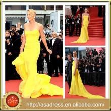 CN03 Elegant Charlize Theron Cannes Film Festival 2015 Celebrity Red Carpet Evening Dresses