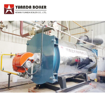 98% Heat Efficiency Gas Oil Fired Plywood Drying Thermic Fluid Heater
