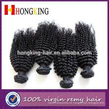 Extensión del cabello humano de la Virgen del Templo de la India