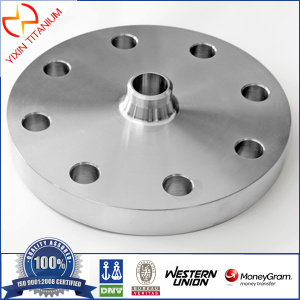DIN Titanium Flange with High Quality
