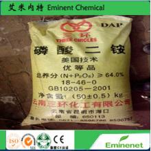 DAP (18-46-0) avec certificat SGS / Ccic sur la qualité et la quantité