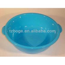 plastic round wash basin/bowl mould