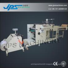 600mm Width Roll Art Paper Printing Machine