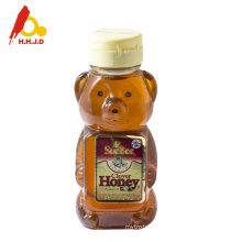 Natural organic raw polyflower honey