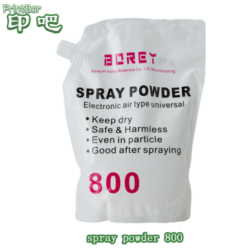 Ang CJ 800 Anti ay nag-off ng spray powder