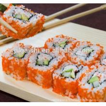 Poisson sushi rouge congelé roe tobiko