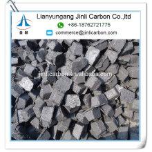pasta chinesa do eletrodo do carbono da alta qualidade para o carboneto de cálcio do ferro-liga de ferronickel