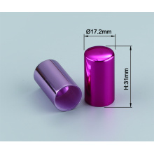 Aluminum and plastic perfume cap trustworthy bottle cap
