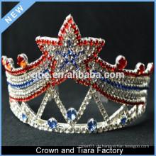 Großhandel Star Könige Tiara Krone Dekorationen