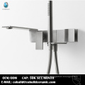 New 2018 arrival stainless steel waterfall high quality shower head with cascade